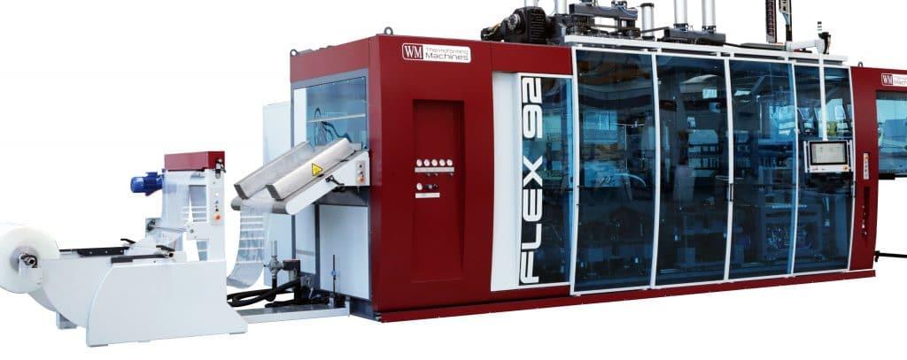 2019 FLEX 92… new machine debut at K 2019